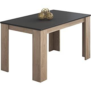 mesa de comedor estilo industrial 08