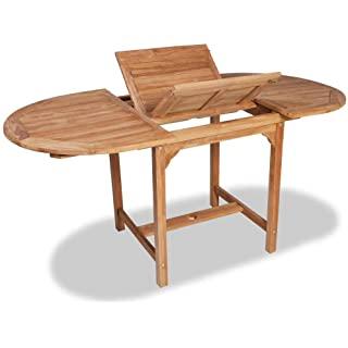 mesa de comedor estilo industrial extensible 03