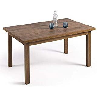 mesa de comedor estilo industrial extensible 07
