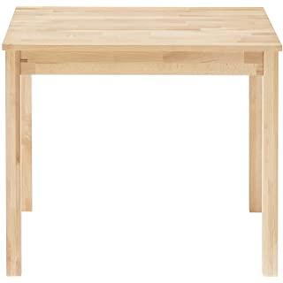 mesa de comedor industrial cuadrada 03