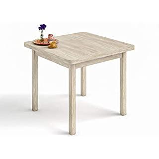 mesa de comedor industrial cuadrada 06