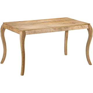 mesa de comedor industrial vintage 01