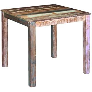 mesa de comedor industrial vintage 08