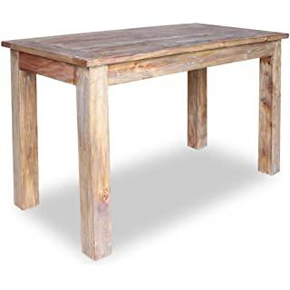 mesa de comedor industrial vintage 10