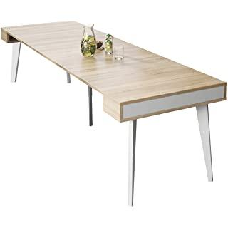 mesa de comedor industrial nordica 10