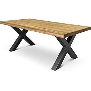 mesa industrial madera 04