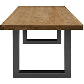 mesa industrial madera 03