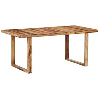 mesa industrial madera 10