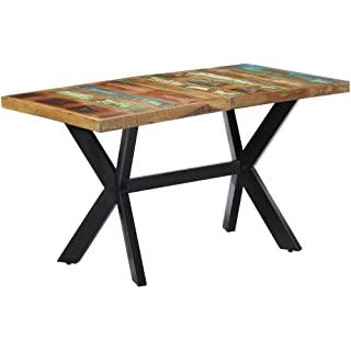 mesa industrial madera reciclada 02
