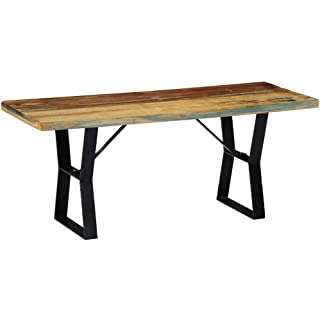 mesa industrial madera reciclada 04