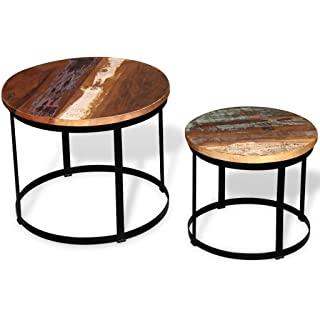 mesa industrial madera reciclada 09