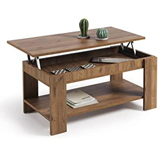 mesa de centro industrial madera 02