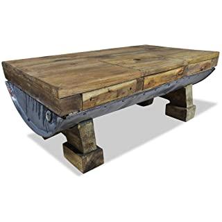 mesa de madera industrial vintage 04