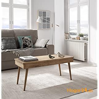 mesa de madera industrial vintage 09