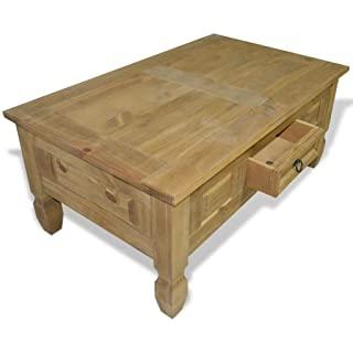 mesa de madera industrial vintage 06
