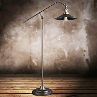 lampara de pie industrial vintage 04