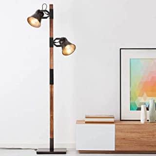 lampara de pie industrial vintage 02
