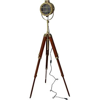 lampara de pie industrial con tripode 03