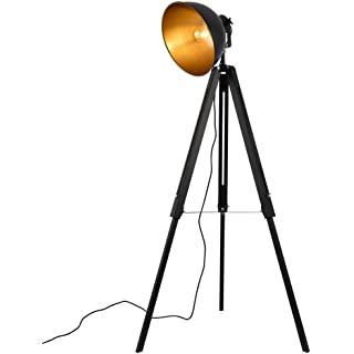 lampara de pie industrial con tripode 04