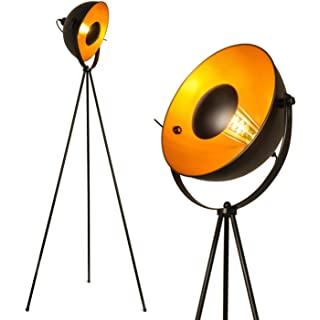 lampara de pie industrial con tripode 01