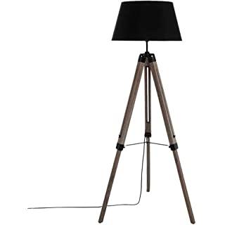 lampara de pie industrial con tripode 07