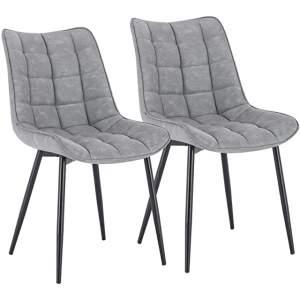silla industrial tapizada de salon