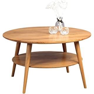 mesa de centro industrial redonda 01