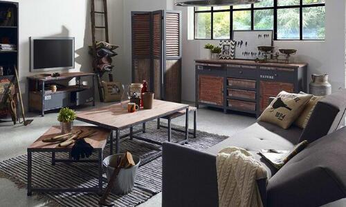 muebles de comedor industriales