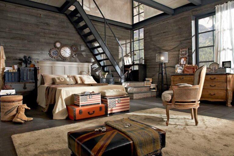 10 Claves para Decorar tu Dormitorio con Estilo Industrial